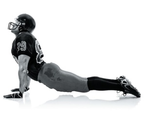 yoga football